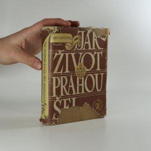 náhled knihy - Jak život Prahou šel