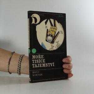 náhled knihy - Moře tisíce tajemství