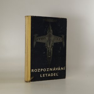 náhled knihy - Rozpoznávání letadel