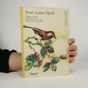 náhled knihy - Proč rudne šípek