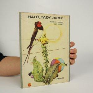 náhled knihy - Haló, tady jaro