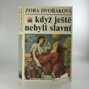 náhled knihy - Když ještě nebyli slavní. Nástup výtvarné generace Národního divadla.
