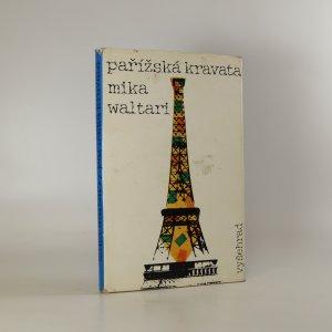 náhled knihy - Pařížská kravata