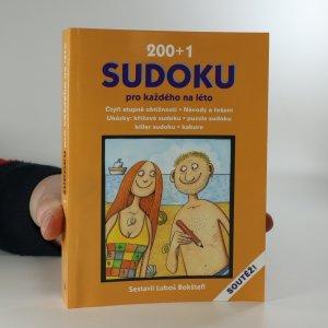 náhled knihy - 200 + 1 sudoku pro každého na léto
