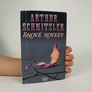 náhled knihy - Snové novely