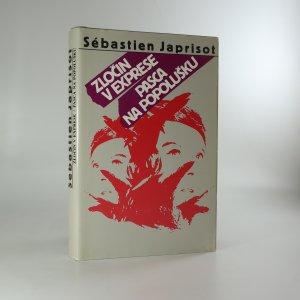 náhled knihy - Zločin v exprese. Pasca na Popolušku.
