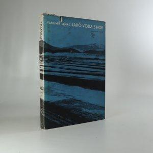 náhled knihy - Jako voda z hor. Výbor z povídek.