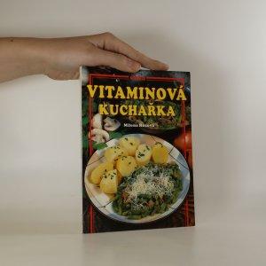 náhled knihy - Vitaminová kuchařka
