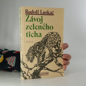 náhled knihy - Závoj zeleného ticha