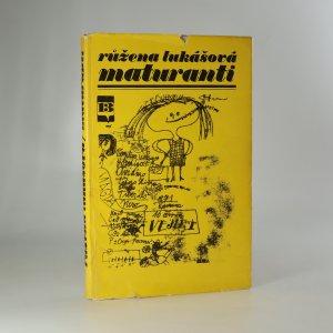 náhled knihy - Maturanti