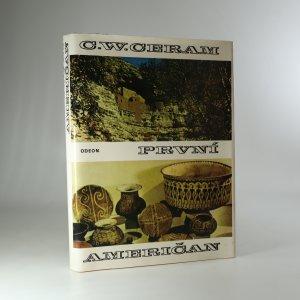 náhled knihy - První Američan. Tajemství předkolumbovských Indiánů.
