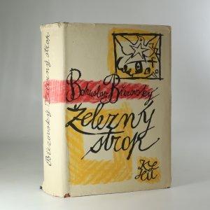 náhled knihy - Železný strop