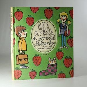 náhled knihy - Aňa, Ryška a první jahody