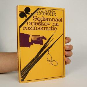 náhled knihy - Sedemnásť orieškov na rozlúsknutie