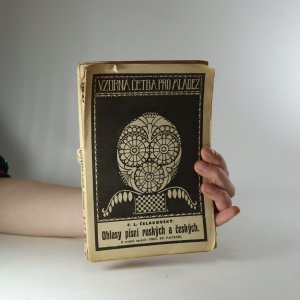 náhled knihy - Ohlasy písní ruských a českých