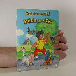 náhled knihy - Péťa a vlk