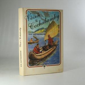 náhled knihy - Vězeň z Cochabamby