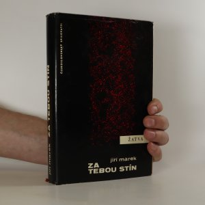náhled knihy - Za tebou stín