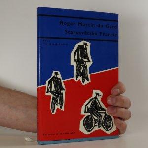 náhled knihy - Starosvětská Francie
