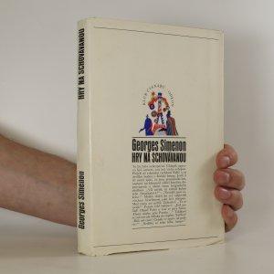 náhled knihy - Hry na schovávanou