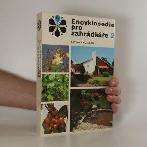 náhled knihy - Encyklopedie pro zahrádkáře II.