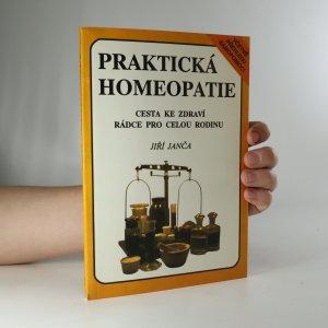 náhled knihy - Praktická homeopatie. Cesta ke zdraví. Rádce pro celou rodinu