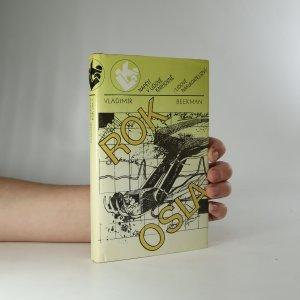 náhled knihy - Rok osla