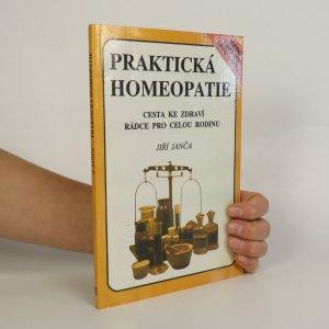 náhled knihy - Praktická homeopatie