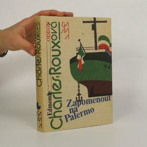 náhled knihy - Zapomenout na Palermo