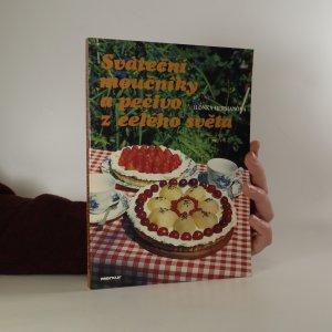 náhled knihy - Sváteční moučníky a pečivo z celého světa