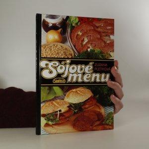 náhled knihy - Sójové menu