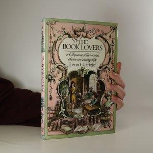 náhled knihy - The Booklovers (flíčky na ořízce)