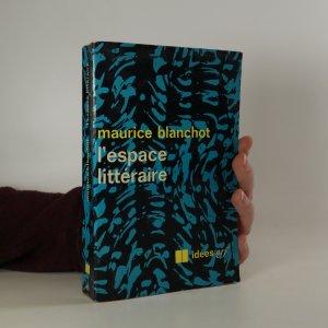náhled knihy - L'espace littéraire