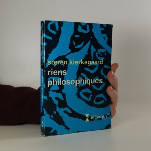náhled knihy - Riens philosophiques