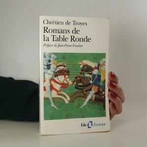 náhled knihy - Romans de la Table Ronde