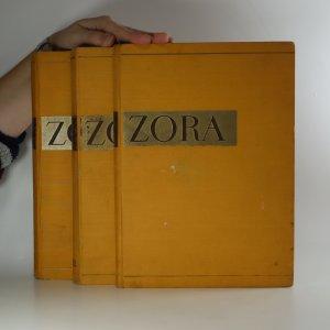 náhled knihy - Zora (3 ročníky ve 3 svazcích)