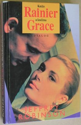 náhled knihy - Kníže Rainier a kněžna Grace