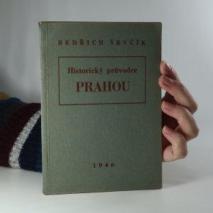 náhled knihy - Historický průvodce Prahou