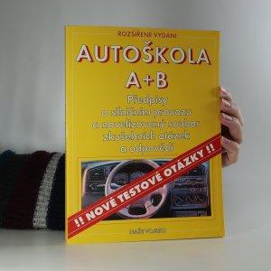náhled knihy - Autoškola A+B