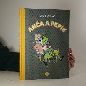 náhled knihy - Anča a Pepík 4