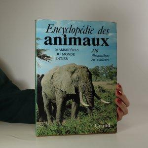 náhled knihy - Encyclopédie des animaux : Mammiféres du monde entier