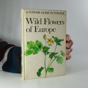 náhled knihy - Wild Flowers of Europe