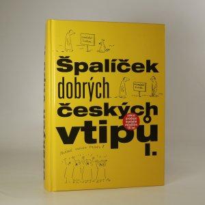 náhled knihy - Špalíček dobrých českých vtipů