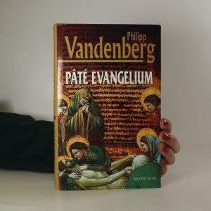 náhled knihy - Páté evangelium