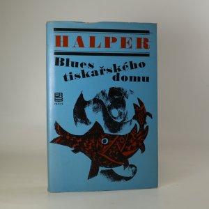 náhled knihy - Blues tiskařského domu