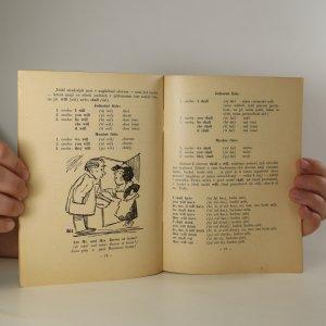 antikvární kniha Anglicky v 1000 slovech. 10 sešitů (sešit 1 ročník 1936, sešit 2, 3 a 6-10 ročník 1938, sešit 4 a 5 ročník 1939), 1936, 1938, 1939