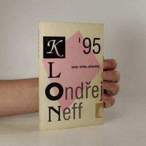 náhled knihy - Klon '95. Recenze, kritiky, eseje