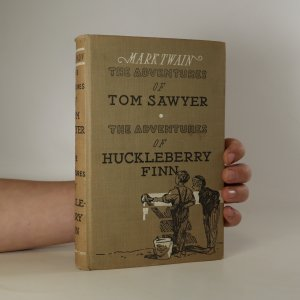 náhled knihy - The Adventures of Tom Sawyer. The Adventures of Huckleberry Finn