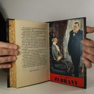 antikvární kniha Zubřany. Díl I-II (2 svazky), 1934