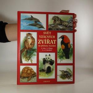 náhled knihy - Svět vzácných zvířat na přelomu tisíciletí